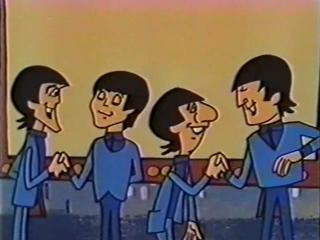 The Beatles Cartoons ( №6) Битлз мультики