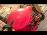 akacrayzi productions CKG - This is how we do it. One girl one balloon