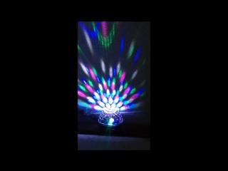 MP3 проигрыватель LED Диско-шар