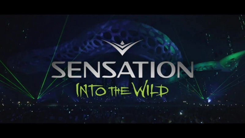 Sensation Russia 2016 Into the Wild trailer