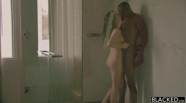 Blacked – Anya Olsen – Super Model Fantasize About BBC