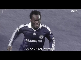 Essien vs Barcelona | vk.com/nice_football