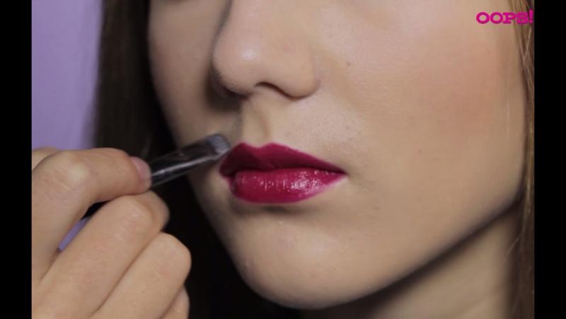 Мастер класс макияж для губ