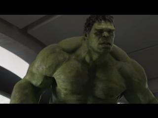 Прикол из фильма Мстители 2012
