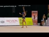 Арина Аверина - мяч (многоборье)  ГП Брно 2016
