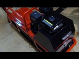 Мотобуксировщик Бурлак-М 380 Lifan 168F-2 6.5 л. с