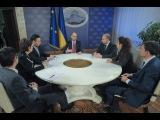 Інтерв'ю Прем'єр-міністра України Арсенія Яценюка українським телеканалам