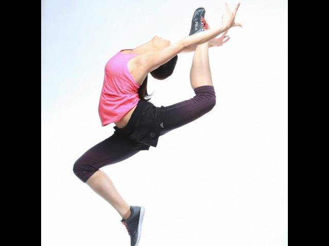 15 Прыжковая подготовка в Художественной Гимнастике