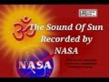 The sound of the sun recorded by NASA