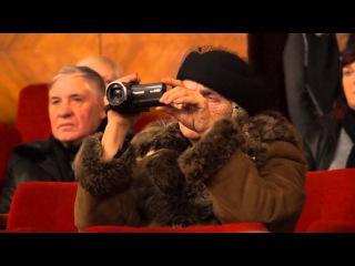 Алла Пугачева и Максим Галкин пришли проститься с Эльдаром Рязановым