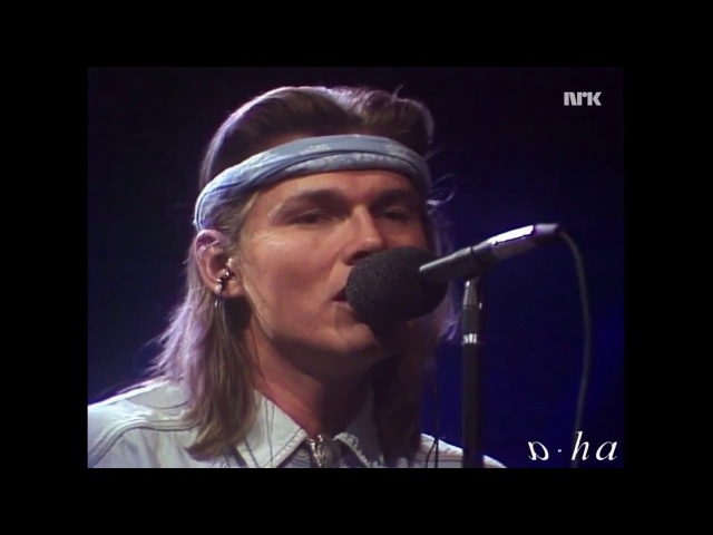 A-ha - Crying In The Rain (Live in NRK 1991)