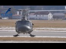 Helicopter Bell UH-1 Iroquois Huey Engine Start and Take Off with Original Sound