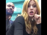 Shadowhunters & Stitchers Cast Live Chat