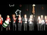 Рождественский концерт (12), хор испанской народной песни, Алаурин-де-ла-Торре (Малага), 12122015