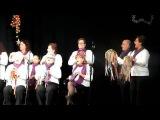Рождественский концерт (9), народная испанская песня, Алаурин-де-ла-Торре (Малага), 12122015