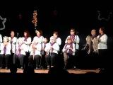 Рождественский концерт (8), народная испанская песня, Алаурин-де-ла-Торре (Малага), 12122015