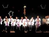 Рождественский концерт (5), хор испанской народной песни, Алаурин-де-ла-Торре, 12122015