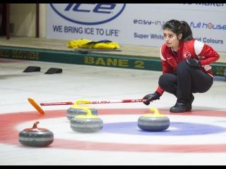 CURLING: RUS-TUR - World Junior Chps 2016 - Women Draw 8