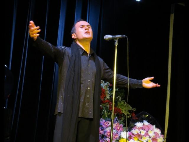 Дмитрий Ряхин - Палестинское танго