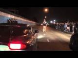 Клип посвящается гонкам Под французский реп