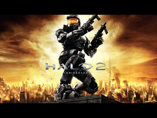 Halo 2 Anniversary OST - Halo Theme Gungnir Mix (feat. Steve Vai)