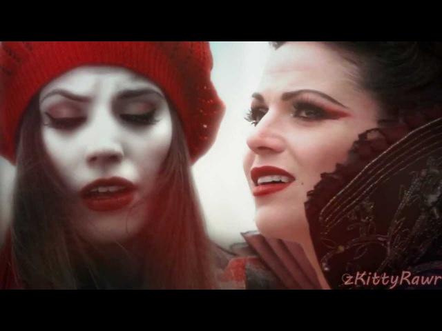 Ruby/Regina - You said Forever (Once Upon a Time FEMSLASH)