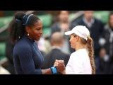 Serena Williams vs Yulia Putintseva - Highlights | Roland Garros 2016 HD