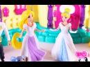 Принцессы Диснея куклы (сериал) Magiclip disney princess. Серия 1