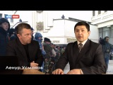 Как живется крымским татарам в российском Крыму. Ленур Усманов