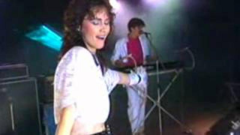 Светлана Разина - Демон1989г._фестиваль в Качканаре