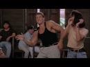 Танец Ван Дамма из фильма Кикбоксер Van Damme dance