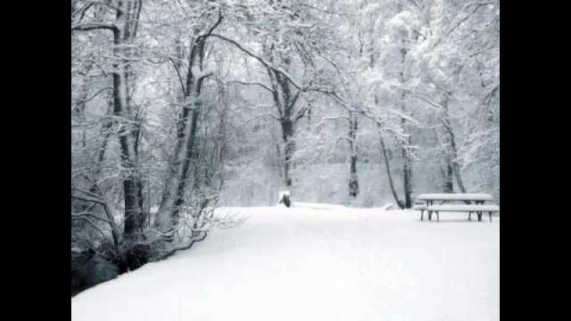 Жанна Бичевская На снежные равнины лёг туман