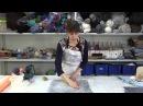 ✿Как создать неповторимые поверхности из шерсти и подручных материалов МК валяние