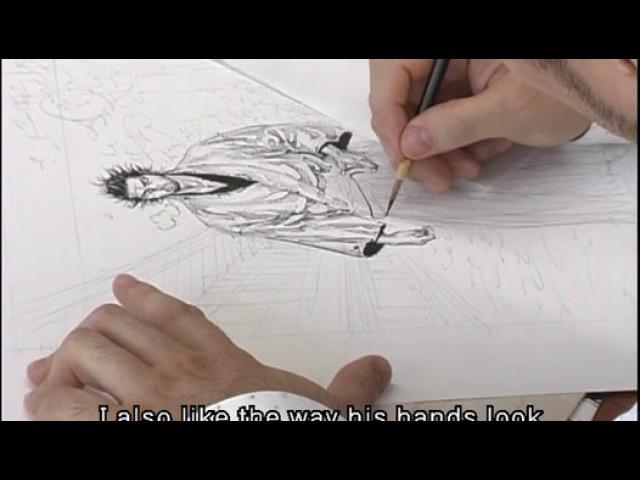 DRAW Inoue Takehiko 6 - فيديو Dailymotion