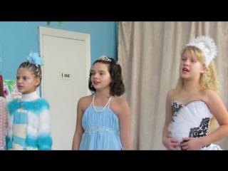 Новорічна пісня учнів 4 класу Вільненської ЗОШ