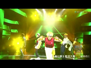 [160409 live] NCT U Without You (CN version) + 7th Sense @ 16th Top chinese music (VK)