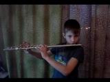 Миша сам подобрал мелодию из гравити фолс. для меня мега круто получилось.