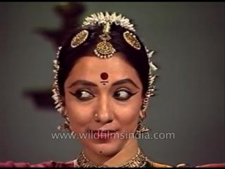 Alarippu Bharatanatyam dancer Leela Samson