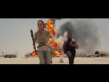 Звёздные войны Пробуждение силы/Star Wars: Episode VII - The Force Awakens (2015) Международный трейлер №2 (дублированный)
