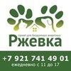 """СПб. Приют для бездомных животных """"Ржевка"""""""