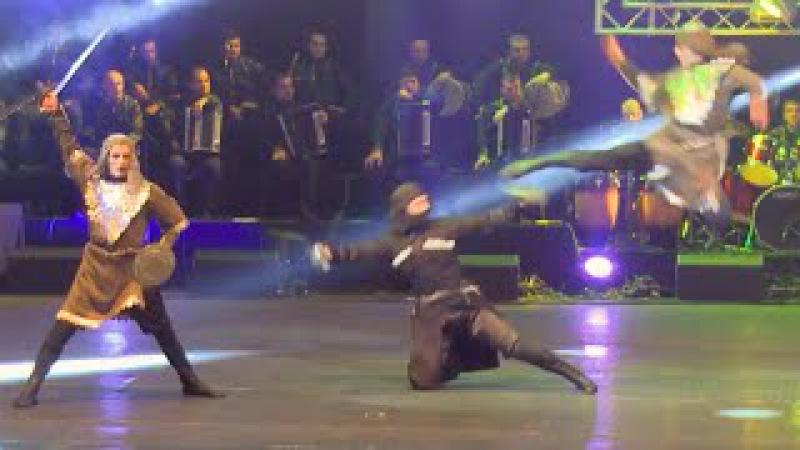 ансамбль Грузии СЭУ - грузинский танец ЭриСЭУли