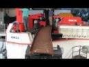 Профилегибочный станок MAH 1000/3 AC для гибки двутавровой балки HEB1000