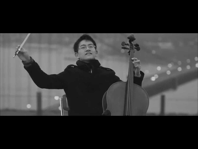 CelloDrones! Bachs Cello Suite No. 3 – Gigue by Nathan Chan