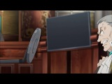 Переворотный суд 12 серия русские субтитры Aniplay.TV Gyakuten Saiban Sono