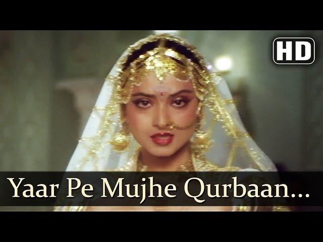 Aaj Mere Pyar Ki Jeet Ho Jaane Do - Rekha - Pyar Ki Jeet - Mujra - Hindi Song - Usha Khanna