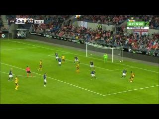 Викинг Ставангер - Арсенал 0-8 (5 августа 2016 г, Товарищеский матч)