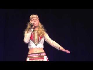 Алина Изотова: Порушка-Параня 2014 год