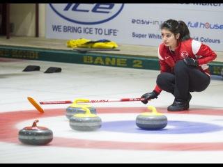 CURLING: RUS-TUR World Junior Chps 2016 - Women Draw 8 HIGHLIGHTS