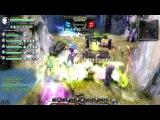 Dragon Nest INA - Level 90 Sniper PVP Captain mode