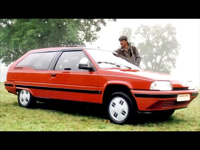 Citroen BX Break De Chasse Dyana Prototype by Heuliez '1986